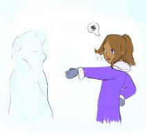 Haimi and the Snowmen