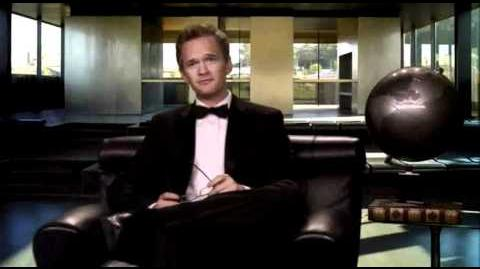 How I Met Your Mother Barneys Videolebenslauf *GERMAN*