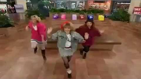 Robin Sparkles - Let's Go To The Mall (full version)