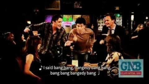 Bang Bang Bangity Bang