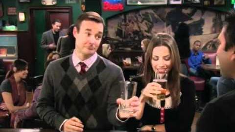 How I Met Your Mother- Unaired Wharmpess Beer Ad