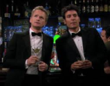 Barney and ted
