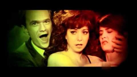 How I Met Your Mother - Russian Intro Song (Season 7, Episode 14)
