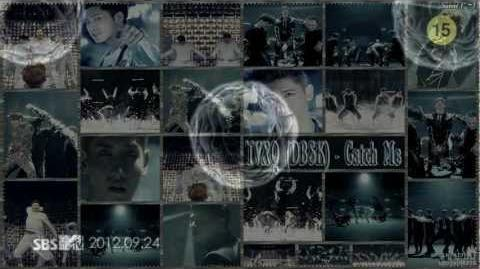 TVXQ (DBSK) - Catch Me Full MV k-pop german sub