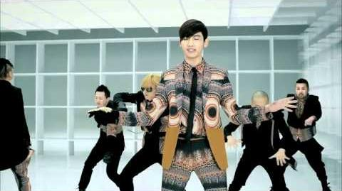 MV DBSK TVXQ - Keep Your Head Down