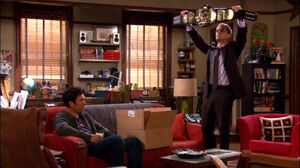 Ted's Apartment