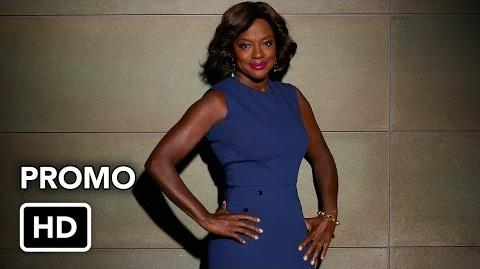 """How to Get Away with Murder Season 2 Promo """"Killer Will Be Revealed"""" (HD)-0"""