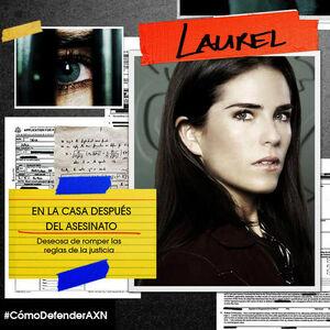 Laurel-data
