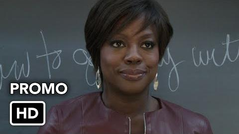 How to Get Away with Murder - Promo (HD)