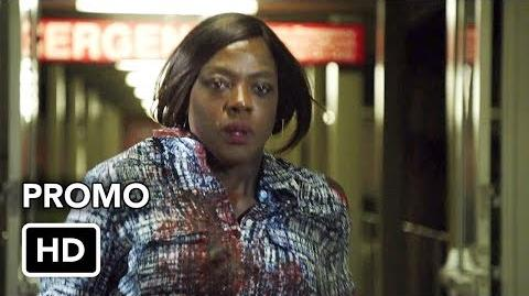 """How to Get Away with Murder 4x09 Promo """"He's Dead"""" (HD) Season 4 Episode 9 Promo"""