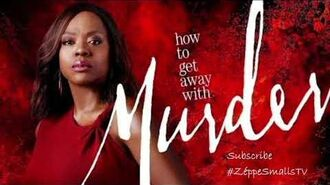 """How To Get Away With Murder 5X15 Soundtrack """"You & I- JEFF BUCKLEY"""""""