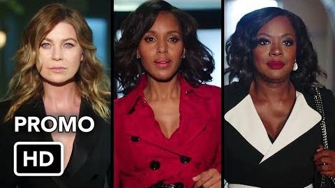 ABC Thursday 10 5 Promo - Grey's Anatomy, Scandal, How to Get Away with Murder (HD)
