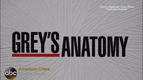 Grey's Anatomy Season 12 Promo Fall 2015 TGIT Promo