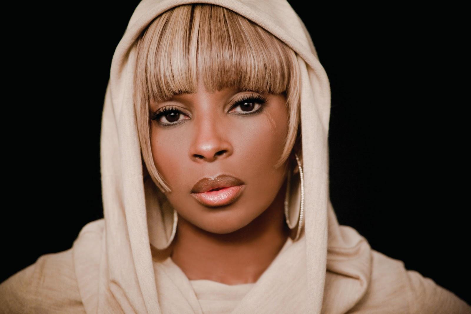 Resultado de imagen para rapera Mary J. Blige