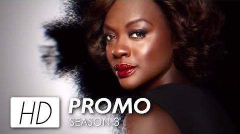 How to Get Away with Murder Season 3 Promo - Welcome Back to Crazy 101 HD