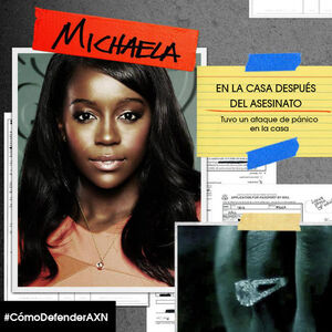 Michaela-data