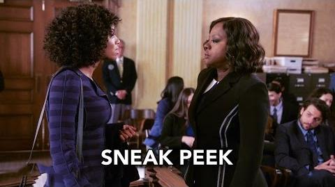 """How to Get Away with Murder 3x06 Sneak Peek """"Is Someone Really Dead?"""" (HD)"""