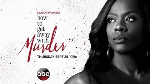 How To Get Away With Murder - Season 4 Promo