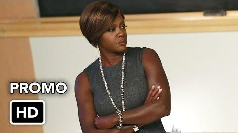 How to Get Away with Murder Promo - Temporada 2