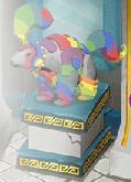 Rainbow armor