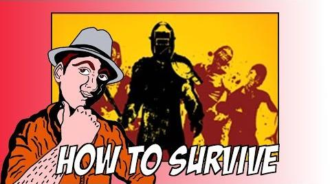 Comic Con Reviews - How To Survive