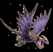 Dragon Vipère Défenseur