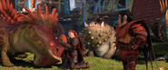 Dragons 3 - Valka et les dragons