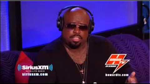 Howard Stern Show -- Howard Stern Interviews Cee Lo Green 9 10 13