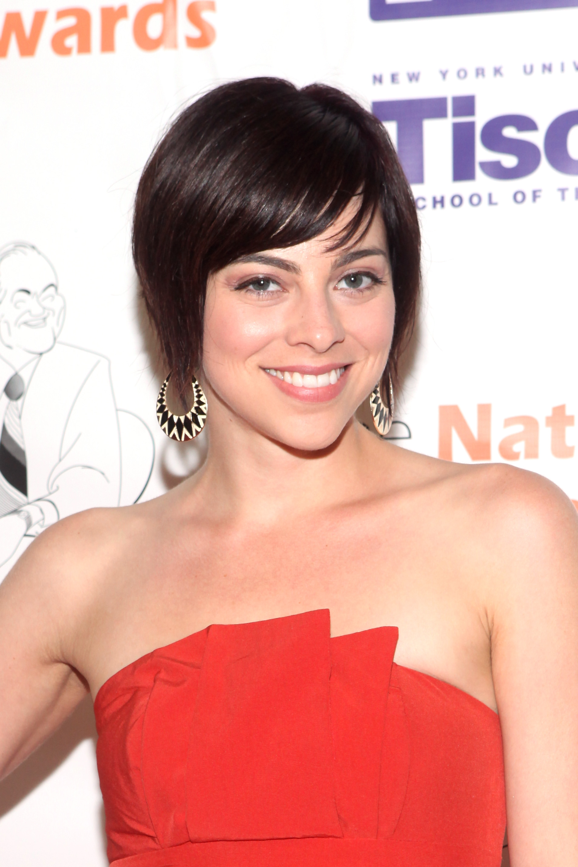 Watch Krysta Rodriguez video
