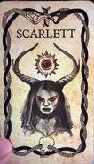 Scarlett Card