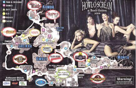2009 map Tampa