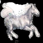 Diamant pferd