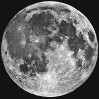 Mond Sonnensystem