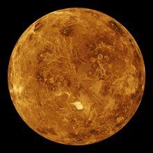Venus Sonnensystem Planet