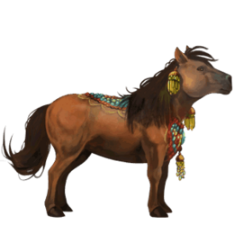 Khan Pony Nomade