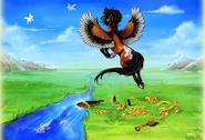 Befreie die Pferde! Y Negesydd 03