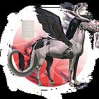 Chinesische Pferde