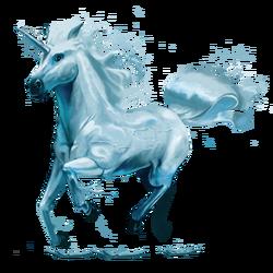 5. Element, Einhorn, Wasser
