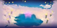 Sommerlicher Ausritt 2015 Göttlicher Stern Hintergrund