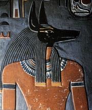 Anubis Gott