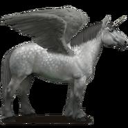 Percheron Apfelschimmel Einhorn Pegasus