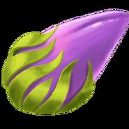 Das magische Gewächshaus Howrse Lila Samen 1