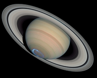 Saturn Planet Sonnensystem