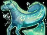 Astrologischen Pferde