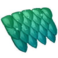 Poseidons Schuppen