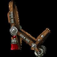 Zaumzeug von Altaïr