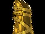 Goldfevers Gamaschen