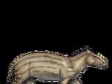 Prähistorische Pferde