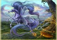 Befreie die Pferde! Breakout from Golden Cage 02