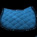 Klassische Satteldecke 2 Blau